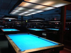 Bogies Billiards Houston Texas