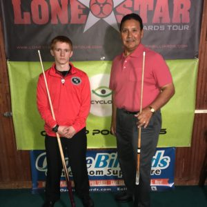 Watson and Chau Win Poison Lone Star Tour Spring 9-Ball Event