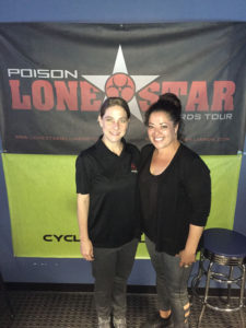 Aicinena Takes Poison Lone Star San Antonio Open