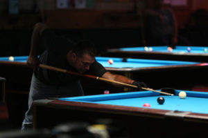 Will Felder takes down the Poison Lone Star Billiard Tour's amateur 9-ball division
