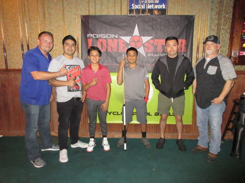 Boza and Ocampo Overcome on Poison Lone Star Tour