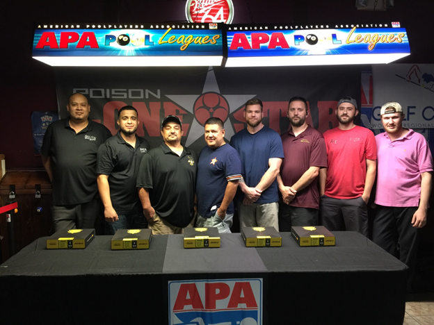Barcus and Contreras Attain Titles on Poison Lone Star Tour